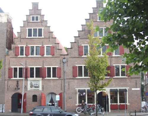 Dutch East India Company (VOC) offices in Hoorn (2010)