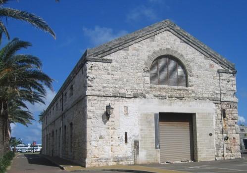 Bermuda Dockyard storehouse (2007)