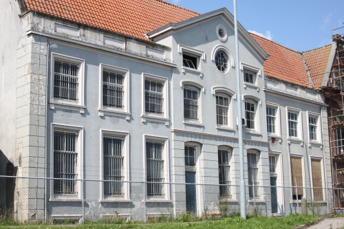 Dutch East India Company (VOC) storehouse in Hoorn (2010)