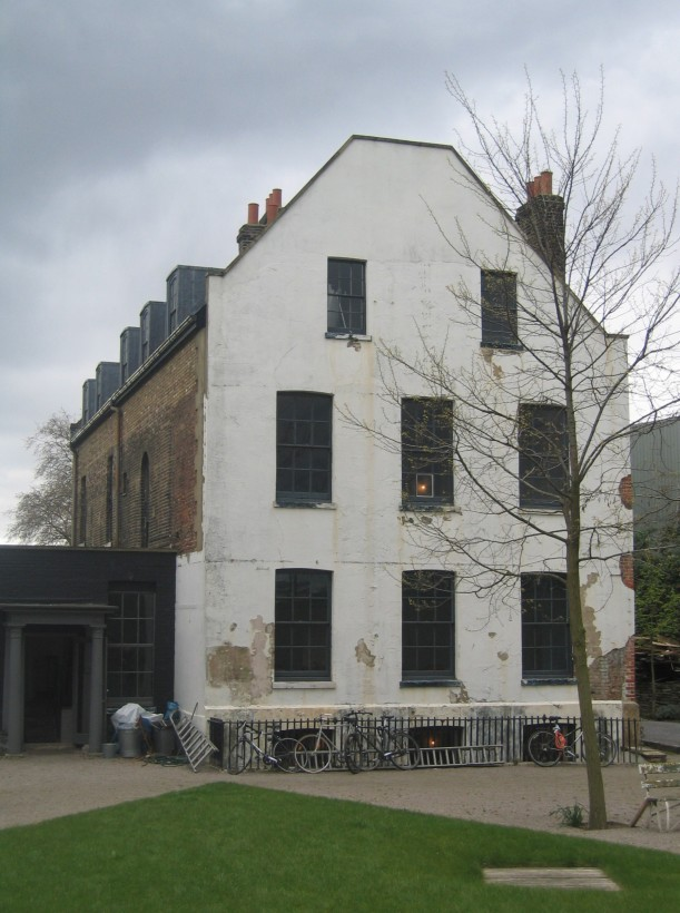 Master Shipwright's House 2008. Image by Ann Coats.