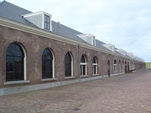Den Helder. Image by J. D. Davies.