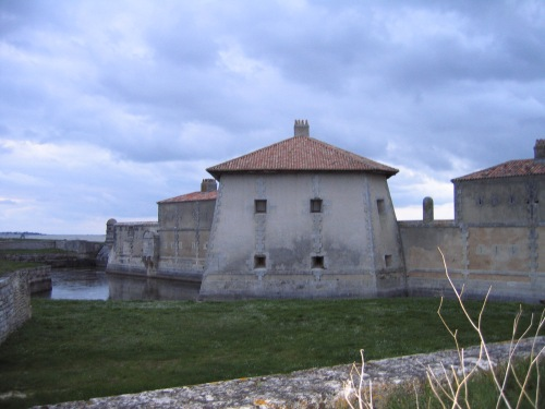 Fort Lupin, Rochefort Tour 2008
