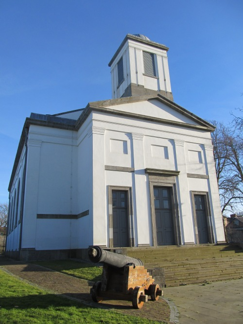 Restored Pembroke Dock Chapel. Image by J. D. Davies.